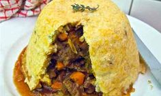 Felicity's perfect steak and kidney pudding