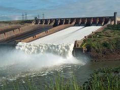 Explore The World: The Itaipu Dam