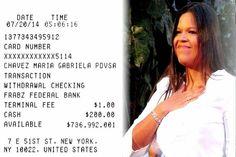 Revelan millonaria cifra en cuenta de María Gabriela Chávez en Nueva York  http://nve24.com/2014/10/revelan-millonaria-cifra-en-cuenta-de.html…