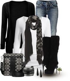 """Boots"" by cindycook10 on Polyvore"