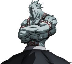 Ezel (エゼル Ezeru) was an Etherious of the Dark Guild Tartaros and a member of the Nine Demon Gates. He is voiced by Hiroshi Tsuchida in the Japanese version of the anime and Ben Bryant in the English version. Anime Characters List, Fairy Tail Characters, Zeref, Fairytail, Manga Anime, Anime Art, Fullmetal Alchemist Brotherhood, Wattpad, Fairy Tales