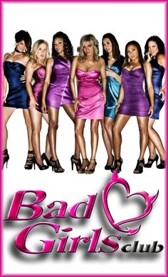 BAD GIRLS CLUB!! Love all these bad girls they are gorgeous and dont take crap from anybody