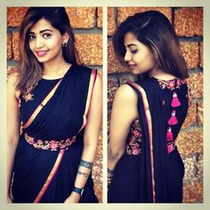 """""""@disha.madan looking absolutely gorgeous as ever #loveforsaree…"""""""