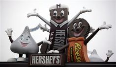 Hershey PA where I was born. That is why I am so damn SWEET!!
