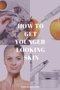 In this post, I talk about natural/DIY skincare products, ingredients that are effective, tips for how to get younger-looking skin, and pricier in-office treatments. Younger Skin, Younger Looking Skin, Anti Aging Skin Care, Natural Skin Care, Microcurrent Facial, Best Moisturizer, Skin Care Treatments, Acne Skin, Oils For Skin