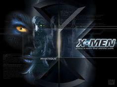 Movies Wallpaper X-Men Mystique wallpaper