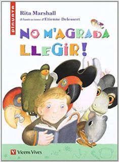 """Rita Marshall / Etienne Delesser. """"No m'agrada llegir"""". Editorial Vicens Vives Marshall, Family Guy, Guys, Gabriel, Editorial, Fictional Characters, Primary Education, Photo Storage, Author"""