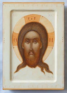 Byzantine Icons, Byzantine Art, Orthodox Icons, Sacred Art, Religious Art, Old And New, Fresco, Madonna, Gabriel
