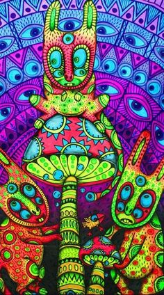 Psychedelic July 2017