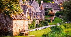 15charming and calm villages from around the world