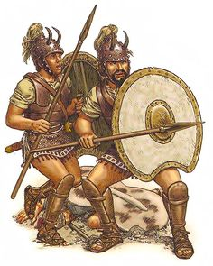 """Achaean warriors"""