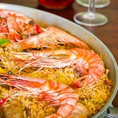Paella - A fiesta till the morning after...great way to celebrate Earth Hour.