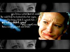 """Poor Olive... #Fringe 3x09 """"Marionette"""""""