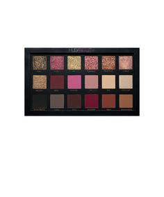TEXTURED SHADOWS PALETTE ROSE GOLD EDITION