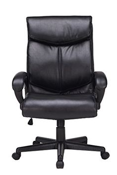 VIVA OFFICE Bonded Leather Chair High back Swivel Chair with Thick Padded Backrest and Seat >>> You can find out more details at the link of the image.Note:It is affiliate link to Amazon.