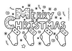 Christmas Coloring Pages Printable Coloring Pages Christmas Coloring Pages for Preschoolers Printable Christmas Coloring Pages, Christmas Coloring Sheets, Christmas Worksheets, Coloring Sheets For Kids, Free Christmas Printables, Christmas Sheets, Free Printables, Christmas Images For Drawing, Christmas Pictures To Color