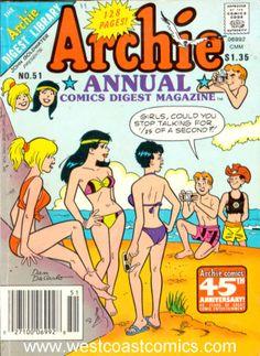 Cheesy Archie anyone?