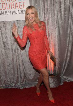 Kate Hudson de salto alto