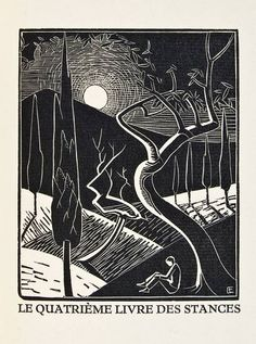 Bernard Essers, wood engraving