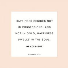 Daily Thought | Clementine Daily