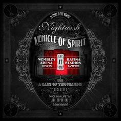 Nightwish reveal Vehicle Of Spirit live package - Prog