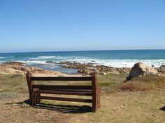 Sit down, unwind, enjoy the view! Sorry about that tilted horizon. Port Elizabeth, South Africa, I Am Awesome, Beautiful Places, Surfing, Waves, Outdoor Decor, Nature, Naturaleza