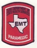 Public Servant.  Paramedics comfort and save lives.  May you be blessed to have someone like I did in my time of need. Thank you.