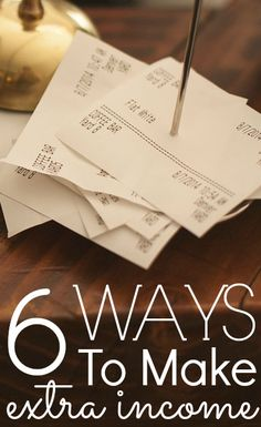 Ways to Earn Extra Income Part 1 – Making Sense Of Cents