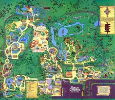 7 Best Dollywood Map - Past & Present images in 2013 | Amut ... Dollywood Theme Park Map on