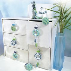 Fimo Seaside Handles | Craft Ideas & Inspirational Projects | Hobbycraft