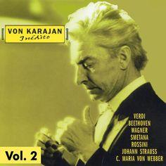 VON KARAJAN. Inédito, Vol. 2. Star Records.
