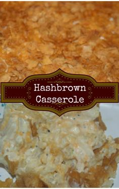 Hashbrown Casserole | Recipes We Love
