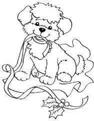 shih tzu puppies coloring pages - puppy coloring pages 11 cool backgrounds