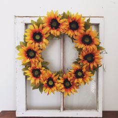 Sunflower Wreath Fall Wreath Fall Wreath Autumn Wreath Grapevine Floral Wreath Front Door Decoration Wedding Decoration Sunflowers by SparkleDayDesign on Etsy https://www.etsy.com/listing/247891236/sunflower-wreath-fall-wreath-fall-wreath