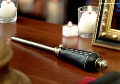Oxford Social Light — perfect house warming gift for lighting barbecues, fireplaces and candles. All metal refillable butane lighter has a weighted handle wrapped in faux leather with contrast stitching.
