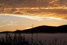 Sunrise in Tipperary.
