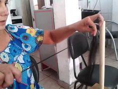 Como Tecer Cabelo Manualmente Tear Improvisado Mega Hair Alongamento. How To Weave Hair Manually. - YouTube
