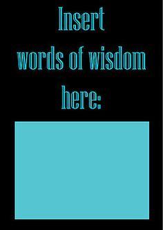 Space For Wisdom by Josefine Needham
