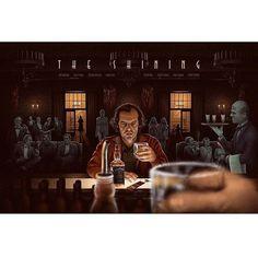 The Shining by Adam Rabalais