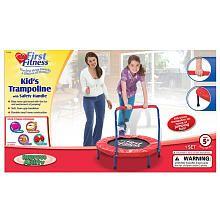 "Aqua Leisure Kids Trampoline with Safety Handle - Aqua Leisure - Toys ""R"" Us"