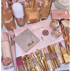 Eye Makeup Blue, Rose Gold Makeup, Skin Makeup, Eyeliner Makeup, Beauty Makeup, Makeup Case, Makeup Kit, Makeup Brushes, Sephora