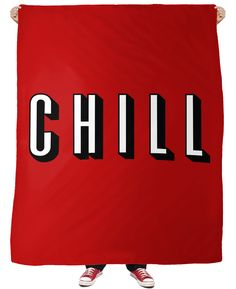 Check out this sick, all-over-print Chill Fleece Blanket! This fully sublimated sweater features what Netflix should be called instead! Get this vibrant blanket today. This product is hand made and made on-demand. Expect delivery to US in b.