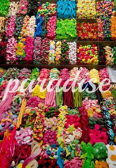 paradise de dulces