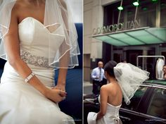 Cosmopolitan Hotel / Trinity Chapel / Thompson Hotel Wedding by Joee Wong