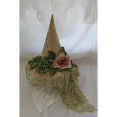 Baba Jaga Witch Hat Helena by BabaJagaBootique via Etsy. Witches Night Out is October in Joliet IL! Witches of all ages wanted! Halloween Witch Hat, Halloween 2017, Holidays Halloween, Happy Halloween, Halloween Decorations, Witch Hats, Halloween Halloween, Adornos Halloween, Halloween Disfraces