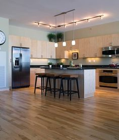 Hickory Flooring | Rustic    Our Hickory Rustic hardwood flooring is a great option to bring a classic, natural look to any residential or commercial application.