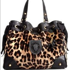 Juicy Couture Handbags - Juicy Couture Velour Tote