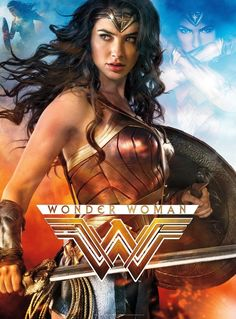 Early Bird Special: Buffalo Games - Wonder Woman - Glow in the Dark 1000 Piece Jigsaw Puzzle Wonder Woman Kunst, Wonder Woman Art, Gal Gadot Wonder Woman, Wonder Woman Movie, Vanellope Y Ralph, Wander Woman, Dc Comics Characters, Cross Paintings, Dc Heroes