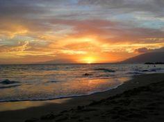 Maui Sunset by ann