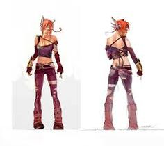 character poses concept art - Google Search